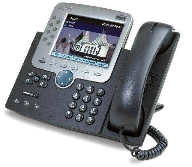 telefone Cisco 7970G Novo - Foto 3