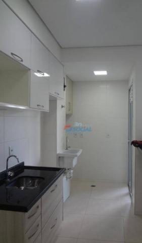 Excelente apartamento para locação no cond. The Prime. Bairro: Olaria - Porto Velho/RO - Foto 8