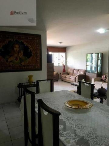 Apartamento à venda com 4 dormitórios em Tambaú, João pessoa cod:36554 - Foto 11