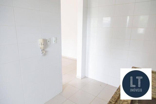 Apartamento com 2 dormitórios à venda, 64 m² por R$ 195.000,00 - Parque São Luís - Taubaté - Foto 8