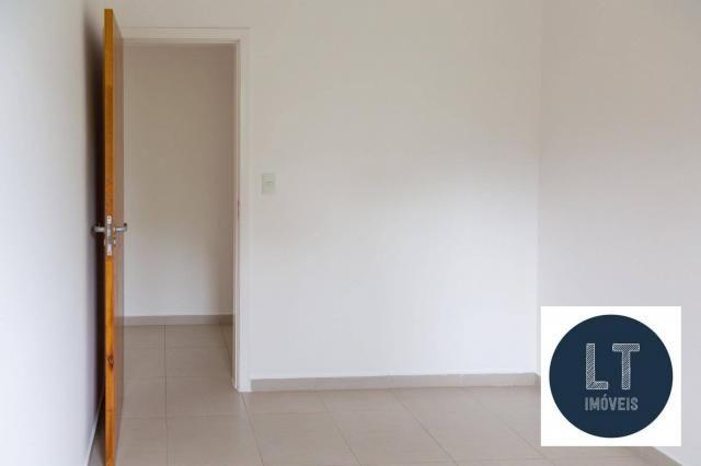Apartamento com 2 dormitórios à venda, 64 m² por R$ 195.000,00 - Parque São Luís - Taubaté - Foto 12
