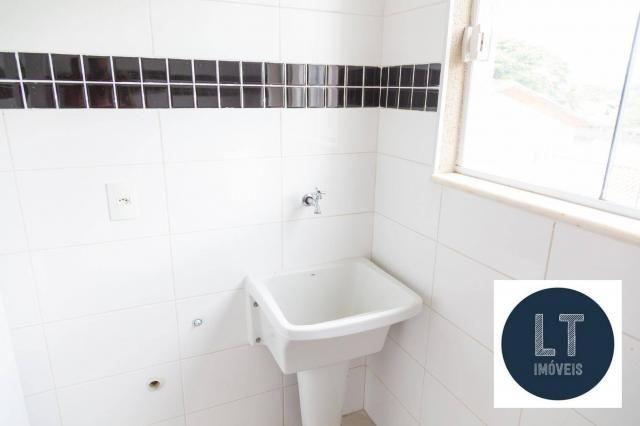 Apartamento com 2 dormitórios à venda, 64 m² por R$ 195.000,00 - Parque São Luís - Taubaté - Foto 10