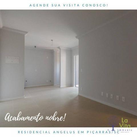 Apartamento com 2 dormitórios à venda, 52 m² por R$ 248.328,00 - Itacolomi - Balneário Piç - Foto 11