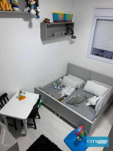 Apartamento com 3 dormitórios à venda, 107 m² por R$ 1.080.000 - Tatuapé - São Paulo/SP - Foto 10