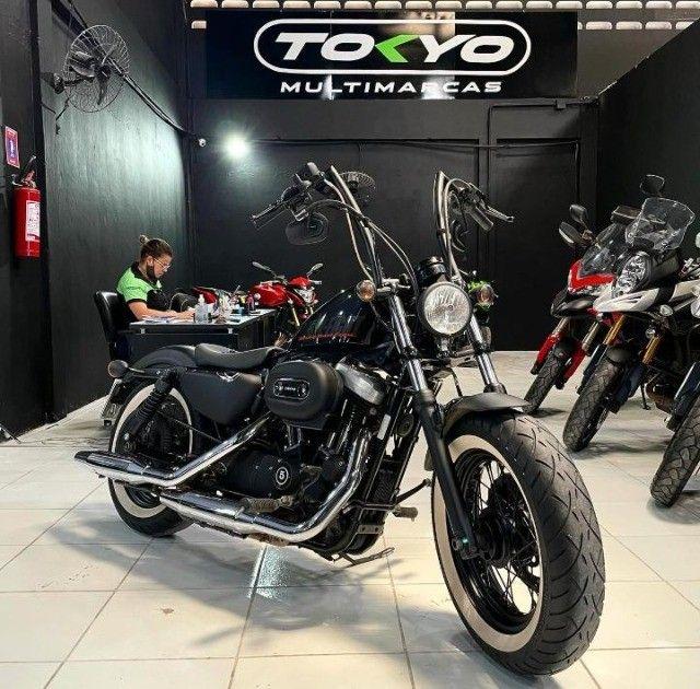 Harley Davison Forty Eight XL 1200