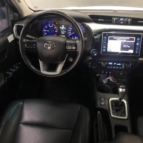 Hilux CD SRX 4x4 2.8 Diesel Aut. 2018 Revisada Concessionaria - Foto 7