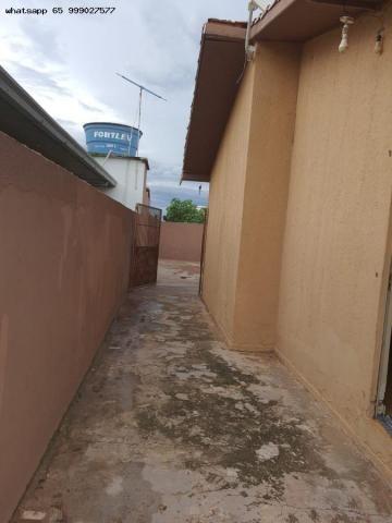 Casa para Venda em Várzea Grande, Jardim dos Estados, 2 dormitórios, 2 banheiros, 2 vagas - Foto 3
