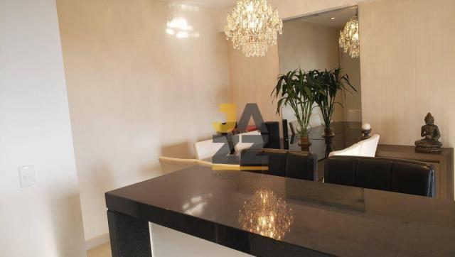Lindo apartamento com 2 dormitórios e closet à venda, 73 m² por R$ 450.000 - Vila Brasil -