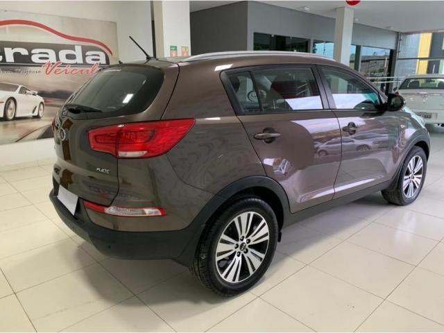 Kia Motors Sportage LX 2.0 16V Flex Aut. 4X2 - Foto 9