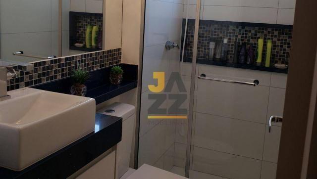 Lindo apartamento com 2 dormitórios e closet à venda, 73 m² por R$ 450.000 - Vila Brasil - - Foto 13