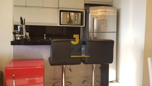 Lindo apartamento com 2 dormitórios e closet à venda, 73 m² por R$ 450.000 - Vila Brasil - - Foto 6