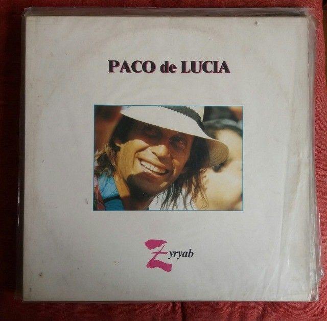 Lp´s Paco de Lucia - Flamenco