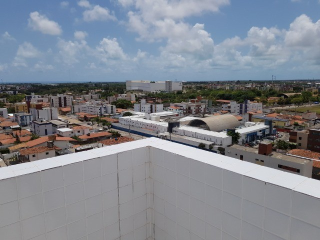 Apartamento Bancários 02 Qtos Elevador e Piscina Novo Frente Sul (BA21) - Foto 5