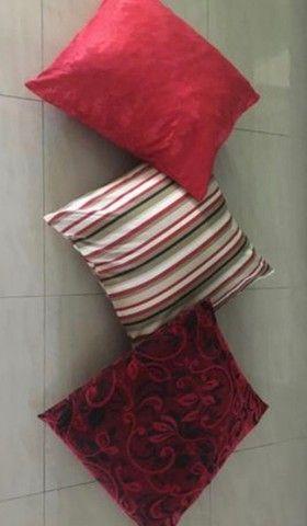 Almofadão para chão tam: 66:x64:cm e capas produtos novos C. Frio - Foto 3