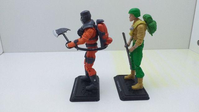 Lote Bonecos G.i.Joe 25 TH - Hasbro - Epic Toys Brasil - Foto 2