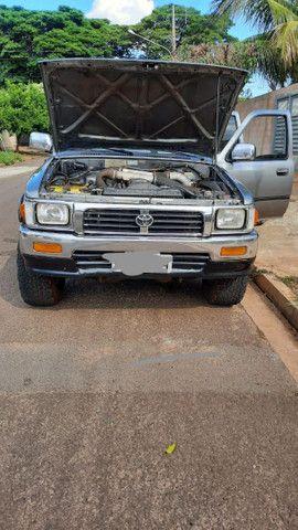 Hillux 2.8 98/99 4x4 diesel conservada ( *)) - Foto 18