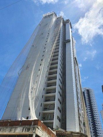 Apartamento 4 quartos 02 suítes em boa viagem - alto padrão - fase final de construção - Foto 19