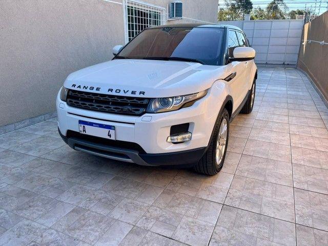 Range Rover Evoque Pure 2013 Interna Caramelo - Foto 3