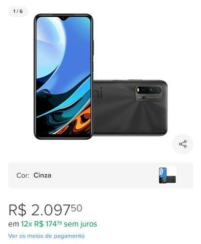 Xiaomi redmi 9T carbono - Foto 5