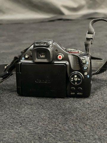 Câmera Canon SX40 HS - Foto 6