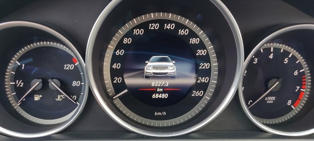 Mercedes Benz C 180 1.6 CGI Turbo, Revisões na Consessionária e Baixa KM - Foto 8