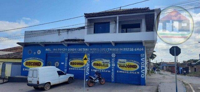 Ponto para alugar, 418 m² por R$ 4.000,00/mês - Nova Marabá - Marabá/PA
