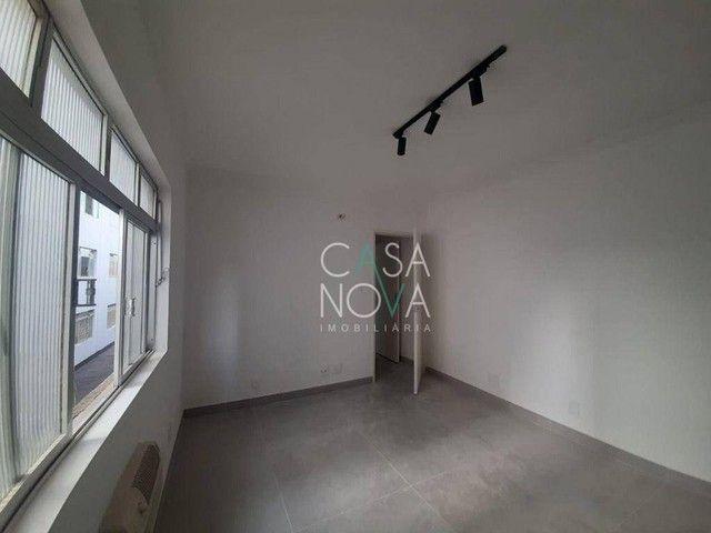 Sala à venda, 32 m² por R$ 140.000,00 - Embaré - Santos/SP - Foto 6