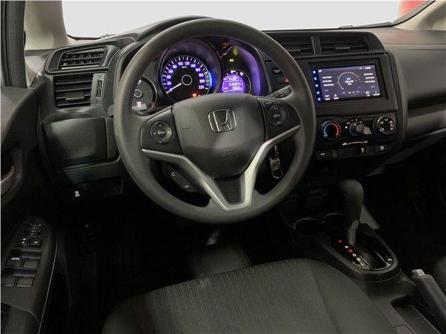 Honda Fit 2019 1.5 personal 16v flex 4p automático - Foto 8