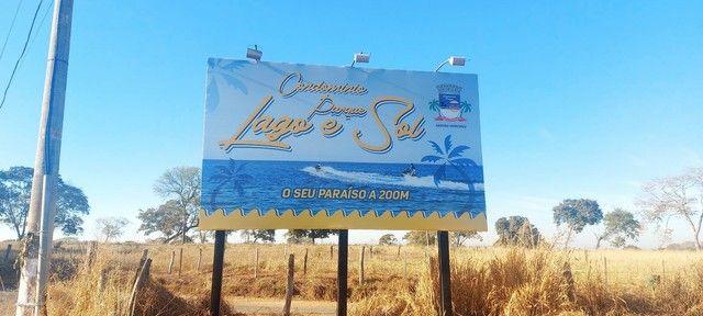 Rancho no Condomínio Lago e Sol - Fronteira - Minas Gerais