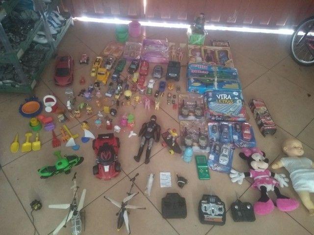 Lote de brinquedo r$ 400 tudo zap * - Foto 5