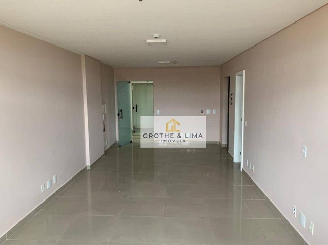 Linda sala comercial 44m², 2 banheiros no centro de São José dos Campos - SP - Foto 3