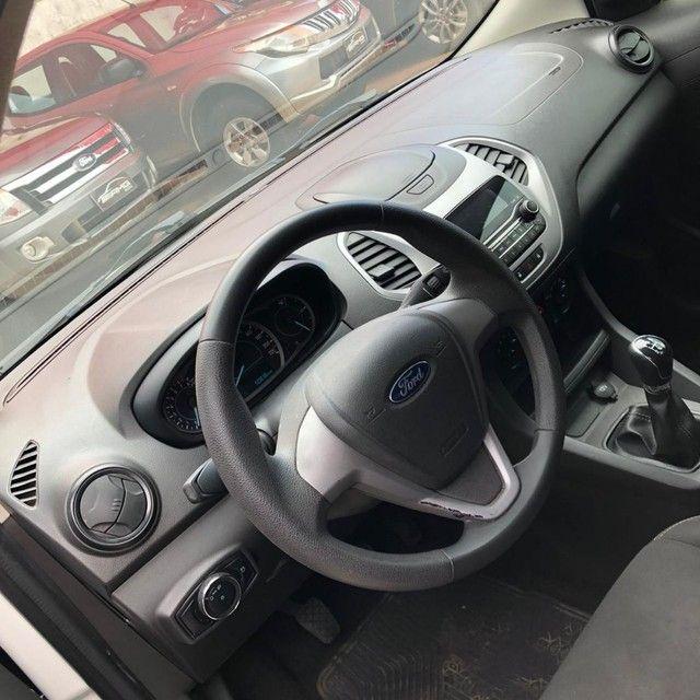 Ford KA SE 1.0 12v Flex 2019/2019 - Foto 9