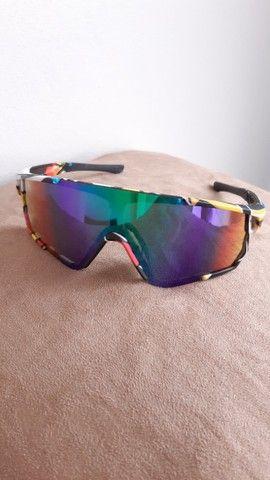 Óculos de sol Ciclismo Fotocromatico Polarizado  - Foto 5