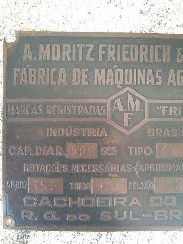Placa de Metal Antiga - RELÍQUIA - Foto 2