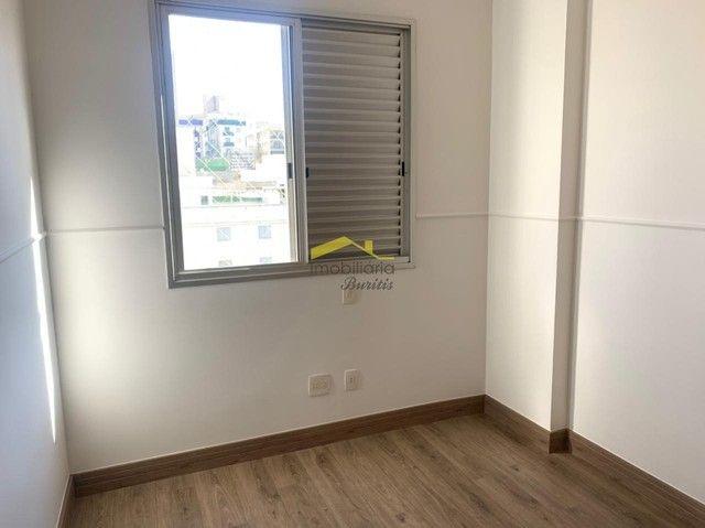 Apartamento para aluguel, 3 quartos, 1 suíte, 2 vagas, Buritis - Belo Horizonte/MG - Foto 11