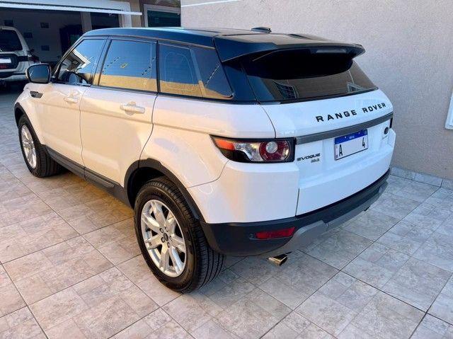 Range Rover Evoque Pure 2013 Interna Caramelo - Foto 2