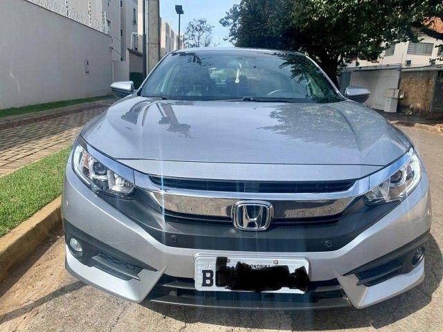 Honda Civic EXL 2018/18 Lindo Carro - Interna Impecável Londrina - Foto 4