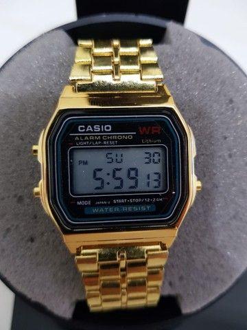 Mega Promoção Relógios Diversas Marcas Compre 1 leve 2. De 160 por 80 - Foto 3
