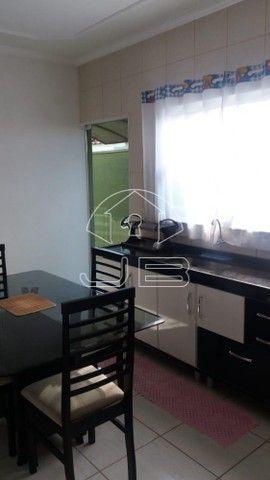 Casa à venda com 3 dormitórios em Jardim santa rosa, Nova odessa cod:V109 - Foto 2