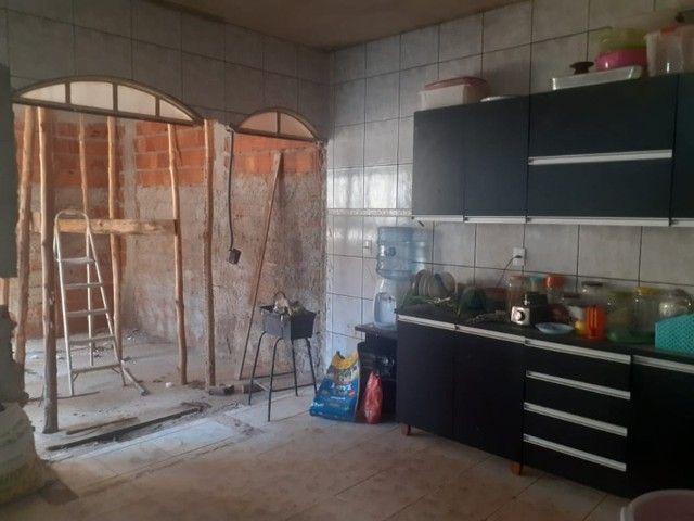 Casa em Fase de Acabamento, 2 Quartos, Dentro de Condomínio, Lote de 400m² em Vicente Pire - Foto 11