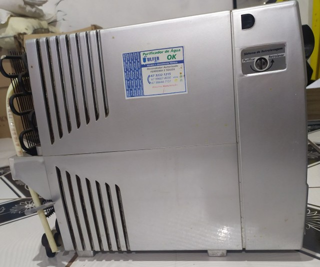 Filtro de água Ulfer Compact Gel - Foto 3