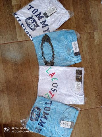 Camiseta masculino  G1,G2,G3