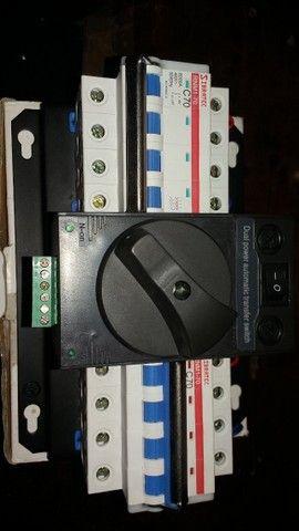 chave de transferencia automatica sibratec  4 polos 70ah