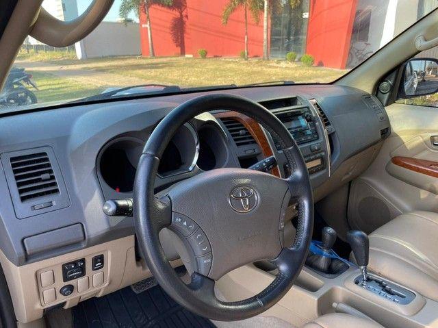 HILUX SW4 SRV 4x4 Turbo Diesel Automatica - Foto 4