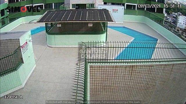 Apartamento com 3 dormitórios à venda, 63 m² por R$ 255.000 - Taguatinga Norte - Taguating - Foto 3