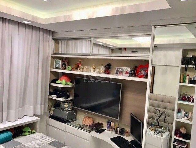 Apartamento à venda com 3 dormitórios em Ipanema, Porto alegre cod:VZ6377 - Foto 10