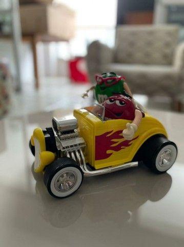 Brinquedos colecionáveis da M&M - Foto 3