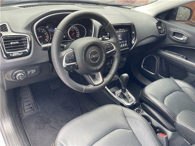 Jeep Compass 2021 2.0 16v flex longitude automático - Foto 10