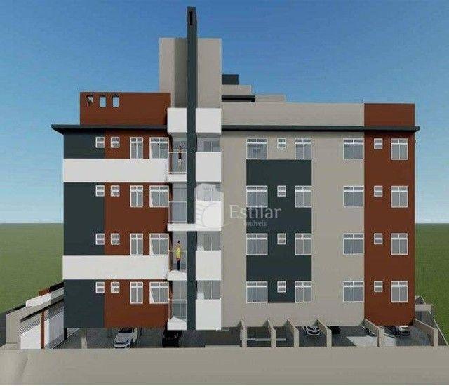 Apartamento 02 quartos (01 suíte) no São Pedro, São José dos Pinhais - Foto 11