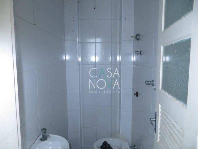 Apartamento com 2 dormitórios para alugar, 118 m² por R$ 3.000,00/mês - José Menino - Sant - Foto 20